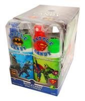 DC Comic Battle Candy - Spray and Powder ( 12 x 15.5g in a Display Box)