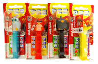 Pez Candy Dispensers - Angry Birds, by Pez,  and more Confectionery at The Professors Online Lolly Shop. (Image Number :14233)