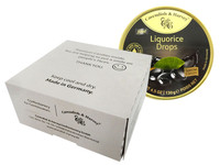 Cavendish & Harvey - Licorice Drops (10pc x 130g tin)