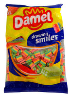 Damel Multi-Colour Sour Belt Bites, by Damel,  and more Confectionery at The Professors Online Lolly Shop. (Image Number :13814)