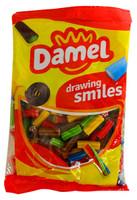 Damel Fruit Licorice Revolvers (1kg bag)