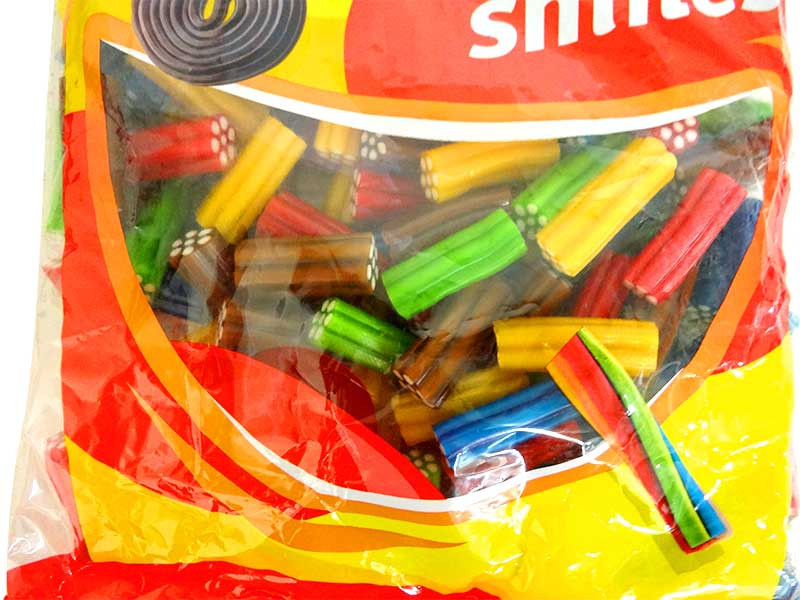 Damel Fruit Licorice Revolvers and more Confectionery at The Professors Online Lolly Shop. (Image Number :13813)