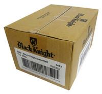 Black Knight Licorice Allsorts (250g x 12 bags)