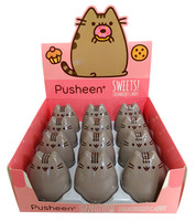 Pusheen - Sweets! Strawberry Candy (12 x 42g Tins)