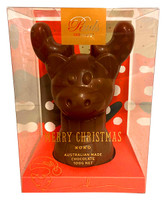 Belgian Milk Chocolate Reindeer and more Confectionery at The Professors Online Lolly Shop. (Image Number :13504)