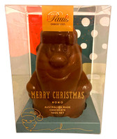 Belgian Milk Chocolate Santa Claus and more Confectionery at The Professors Online Lolly Shop. (Image Number :13505)