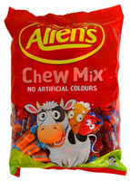 Allens Chewy Mix  (830g bag)