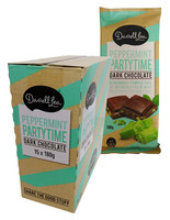 Darrell Lea Pepppermint Party Block (15 x 180g Blocks in a display box)