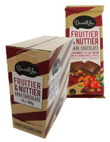 Darrell Lea Fruit and Nuttier Block, by Darrell Lea,  and more Confectionery at The Professors Online Lolly Shop. (Image Number :13881)