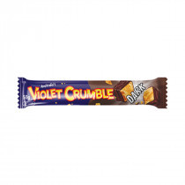 Violet Crumble - Dark, by Robern Menz,  and more Confectionery at The Professors Online Lolly Shop. (Image Number :13584)