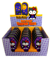 Hello Kitty Sour Cherry Vampire Bats  (18 Tins in a Display)