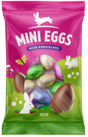 Mini Eggs - Milk Chocolate and more Confectionery at The Professors Online Lolly Shop. (Image Number :14039)