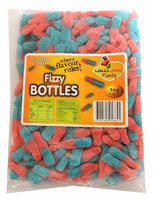 Lolliland Fizzy Bottles (1kg bag)