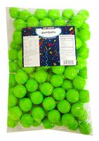 Candy Showcase Gumballs - Lime Green (907g Bag)