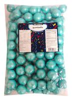 Candy Showcase Gumballs - Blue Shimmer (907g Bag)