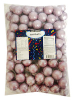 Candy Showcase Gumballs - Lavender Shimmer, by Lolliland,  and more Confectionery at The Professors Online Lolly Shop. (Image Number :14417)