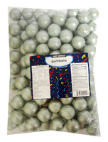Candy Showcase Gumballs - Silver Shimmer, by Lolliland,  and more Confectionery at The Professors Online Lolly Shop. (Image Number :14425)