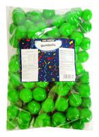 Candy Showcase Gumballs - Dark Green (907g Bag)