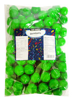 Candy Showcase Gumballs - Dark Green, by Lolliland,  and more Confectionery at The Professors Online Lolly Shop. (Image Number :14413)