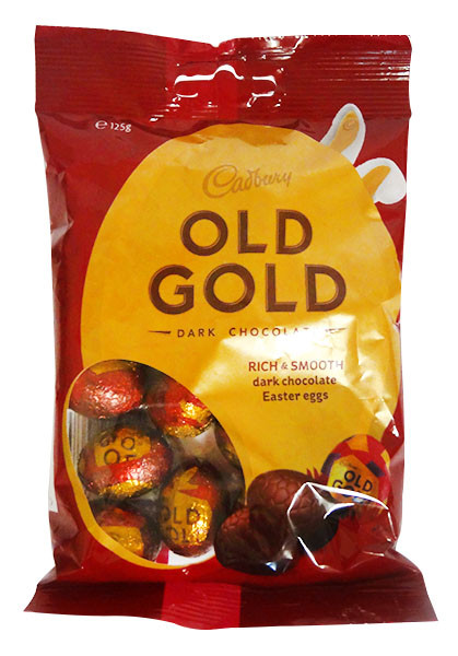 Cadbury Old Gold eggs, by Cadbury,  and more Confectionery at The Professors Online Lolly Shop. (Image Number :14404)