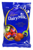 Cadbury Dairy Milk Eggs, by Cadbury,  and more Confectionery at The Professors Online Lolly Shop. (Image Number :14388)