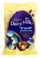 Cadbury Top Deck Eggs, by Cadbury,  and more Confectionery at The Professors Online Lolly Shop. (Image Number :14407)