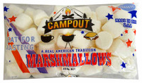 CampOut Marshmallows - White and more Confectionery at The Professors Online Lolly Shop. (Image Number :14178)
