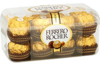 Ferrero Rocher, by Ferrero,  and more Confectionery at The Professors Online Lolly Shop. (Image Number :14186)