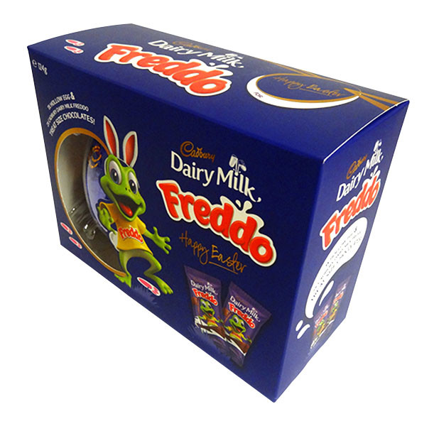 Cadbury Freddo Egg Gift Box, by Cadbury,  and more Confectionery at The Professors Online Lolly Shop. (Image Number :14392)
