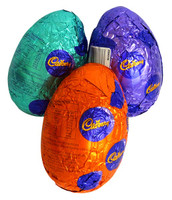 Cadbury Dairy Milk Hollow Egg - Single, by Cadbury,  and more Confectionery at The Professors Online Lolly Shop. (Image Number :14389)