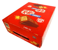 Kit Kat Chunky - Share pack ( 24 x 70g bar in a display box)
