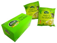 Aussie Drops - Honey & Eucalyptus Drops (10 x 50g Bags in a Display Box)