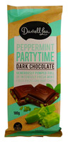 Darrell Lea Pepppermint Party Block at The Professors Online Lolly Shop. (Image Number :14444)
