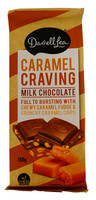 Darrell Lea Caramel Craving Block at The Professors Online Lolly Shop. (Image Number :14450)