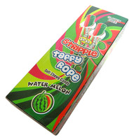 Jo Jo Stripple Taffy Rope - Watermelon (24 x 25g in a Display Box)