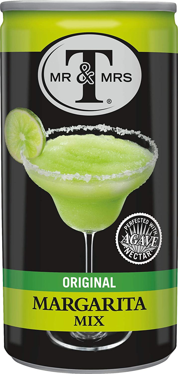 Mr & Mrs T - Margarita Mix and more Beverages at The Professors Online Lolly Shop. (Image Number :14493)