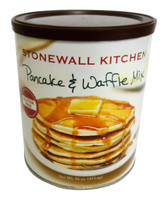 Stonewall Kitchen Pancake and Waffle Mix - Gluten Free (454g tub)