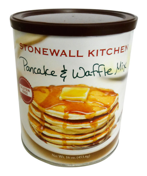 Stonewall Kitchen Pancake and Waffle Mix - Gluten Free and more Snack Foods at The Professors Online Lolly Shop. (Image Number :14635)