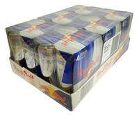 Red Bull Energy Drink - BULK 4 pack and more Beverages at The Professors Online Lolly Shop. (Image Number :14627)