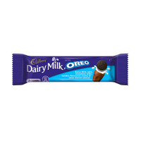 Cadbury Dairy Milk Oreo Bar, by Cadbury,  and more Confectionery at The Professors Online Lolly Shop. (Image Number :14675)