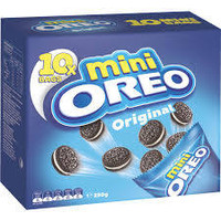 Mini Oreo s and more Snack Foods at The Professors Online Lolly Shop. (Image Number :14786)