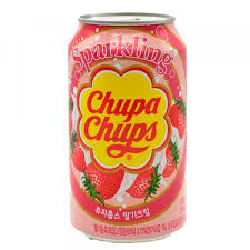 Chupa Chups Drink - Strawberry and more Beverages at The Professors Online Lolly Shop. (Image Number :14870)