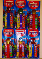 Pez Candy Dispensers - Marvel at The Professors Online Lolly Shop. (Image Number :14932)