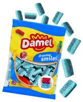 Damel Mega Sour Blue Slices (1kg bag)