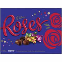 Cadbury Roses Chocolate Boxes (6 x 225g box) - B/B 23/10/20