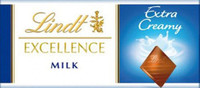 Lindt Excellence - Milk Chocolate Bars, by Lindt,  and more Confectionery at The Professors Online Lolly Shop. (Image Number :7795)