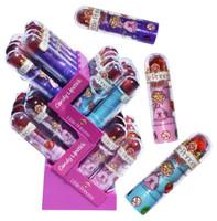 Little Princess Candy Lipstick (32pc Display Unit)