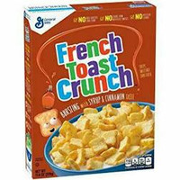 French Toast Crunch (11.1.oz - approx 314g box)
