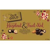 Cadbury Old Gold - Roasted Hazelnut & Fruit & Nut ( 455g box)