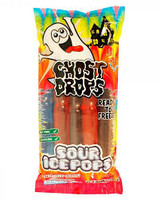Ghost Drops - Sour Ice Pops